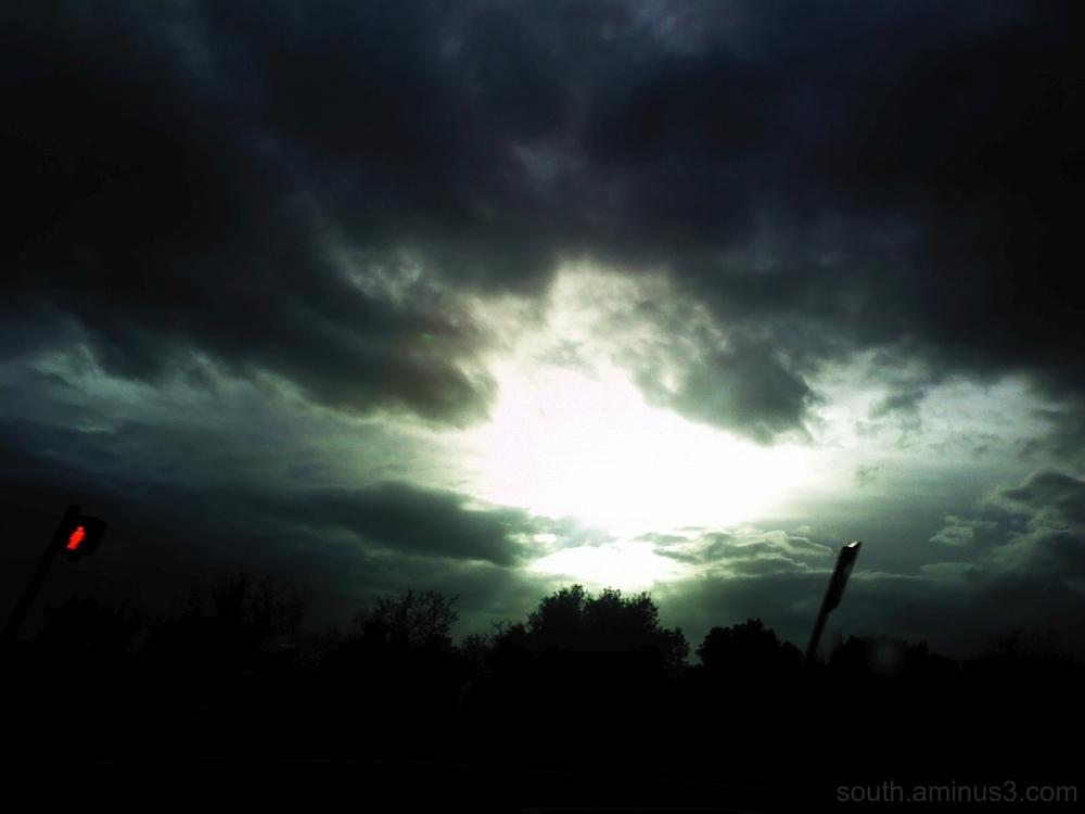sky red atmospher anbiance minimalist sensation