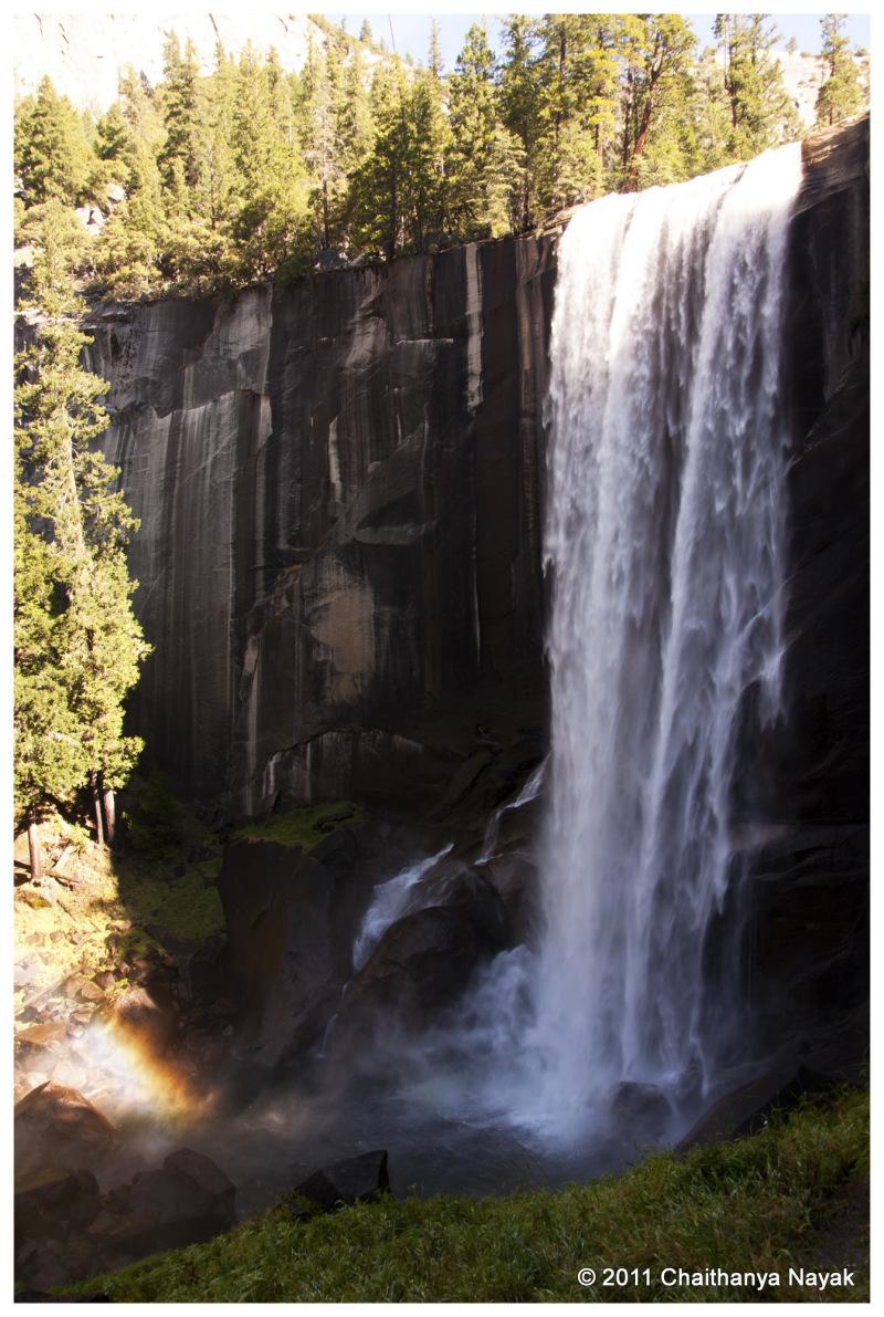 Vernal Falls, Yosemite NP, CA