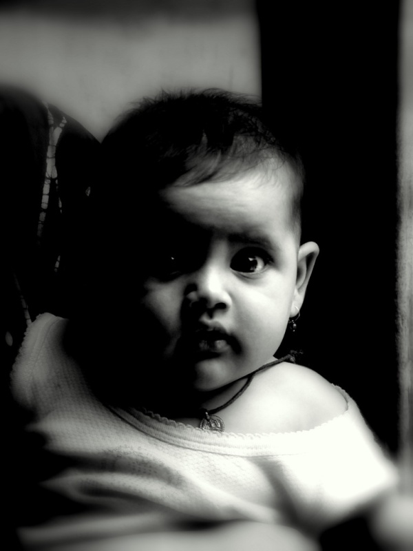 Surprised Little