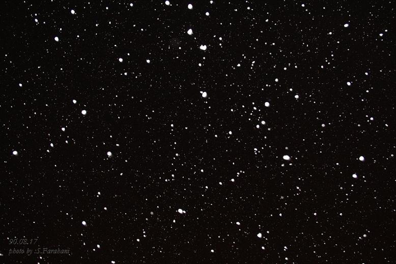 ستاره های برفی - آبان 90