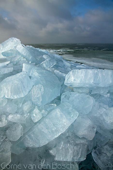 Icy landscape - Ijslandschap