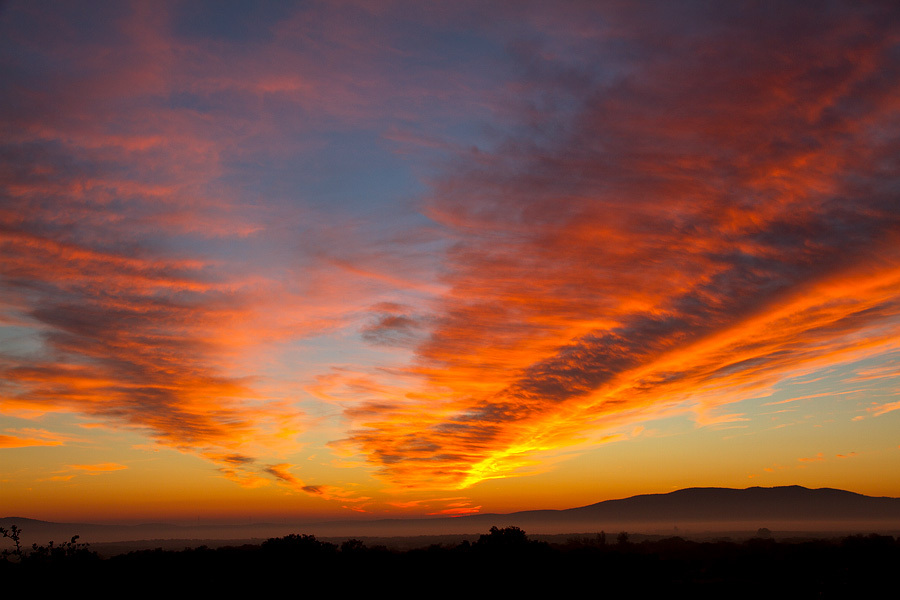Sunset - Zonsondergang