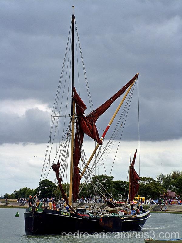Barges Transport