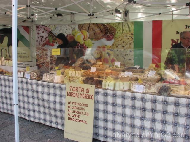 Prelibatezze provenienti da Italia!