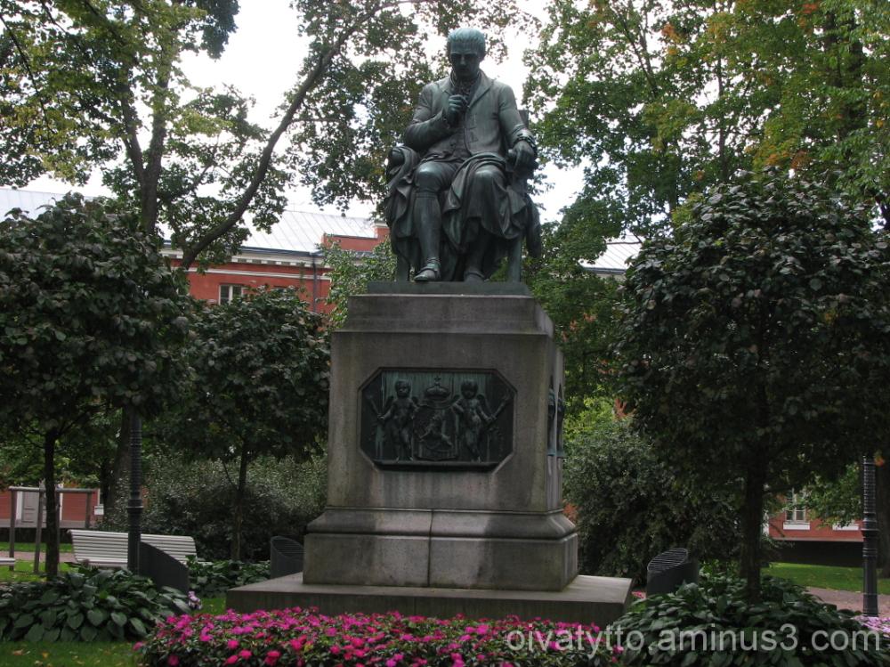 Henrik Gabriel Porthan.