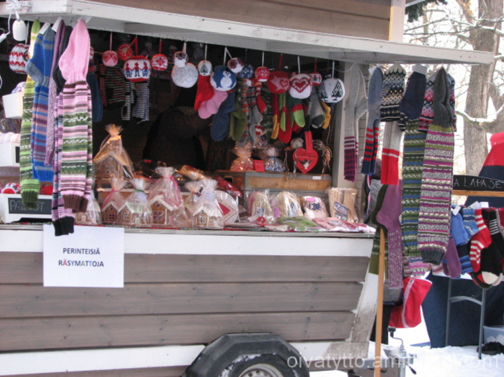 Beautiful crafts, old-fashioned Christmas markets!