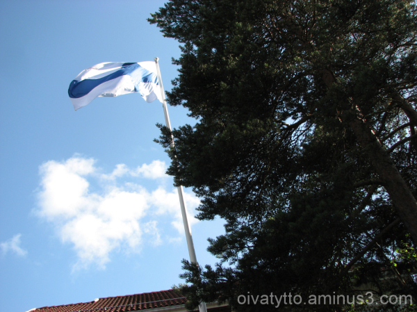 Today is Finland flag day, and the midsummer!