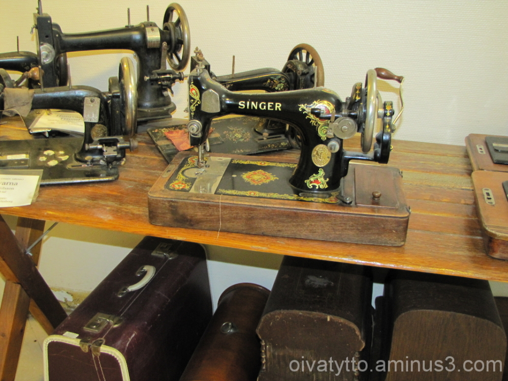 Old sewing machines!