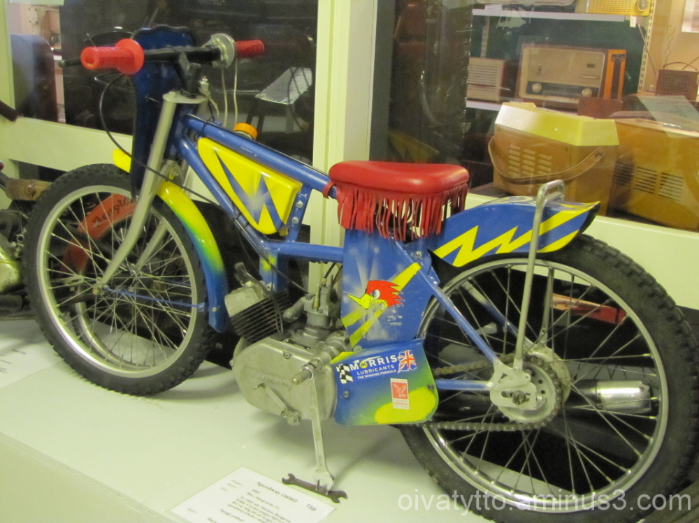 Speedway(mini)