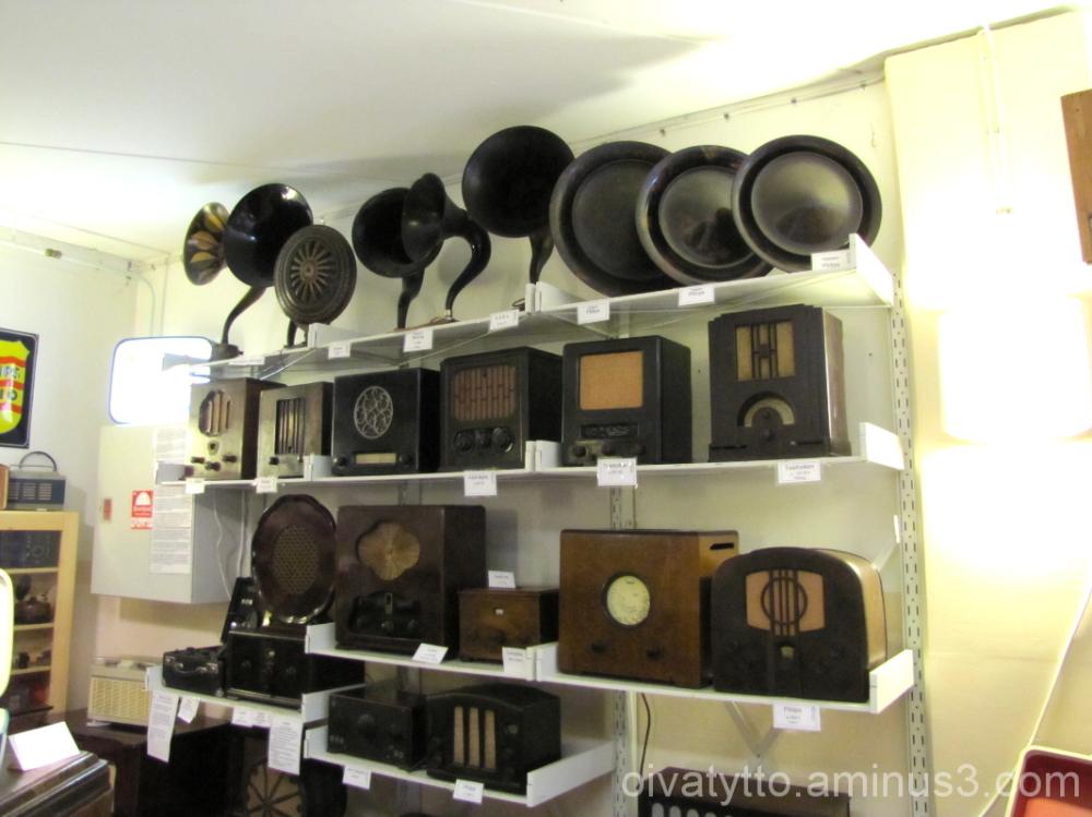 old Radios!