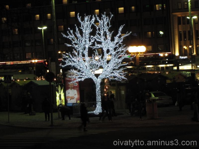market square Christmas tree!