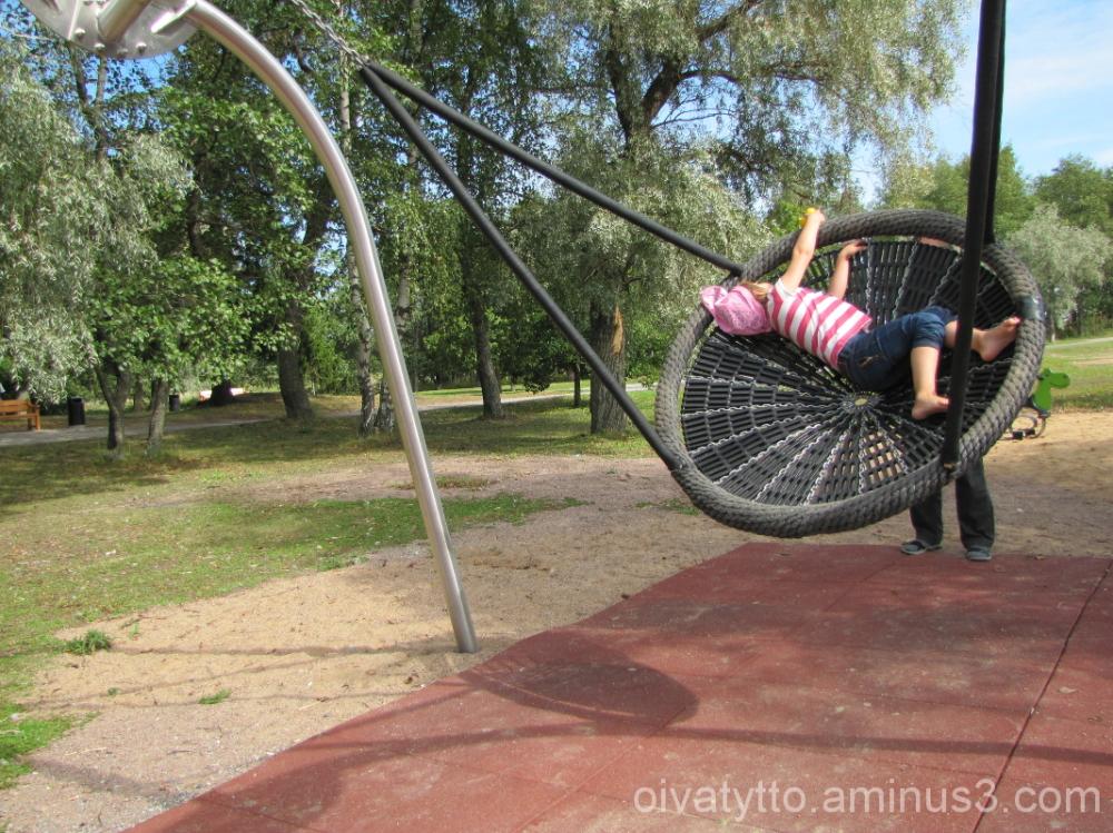Spider Swing!