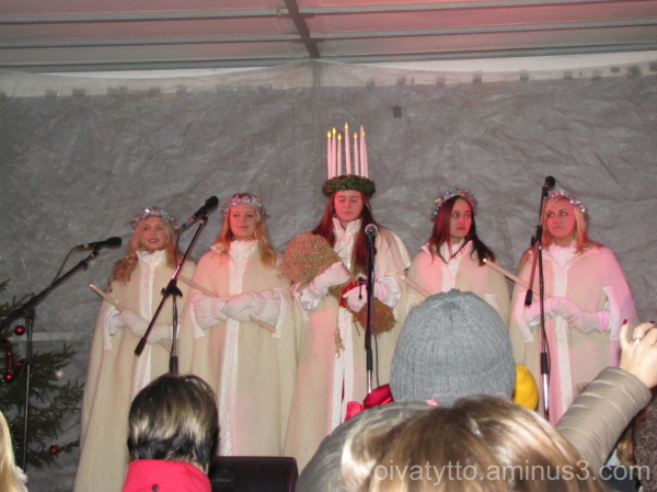 Good Lucia day!
