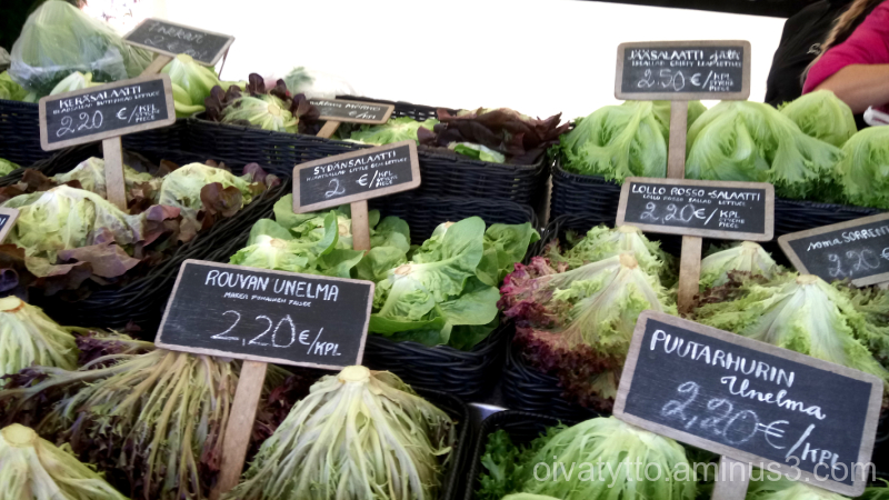 The stunning Finnish roots and vegetables 2.