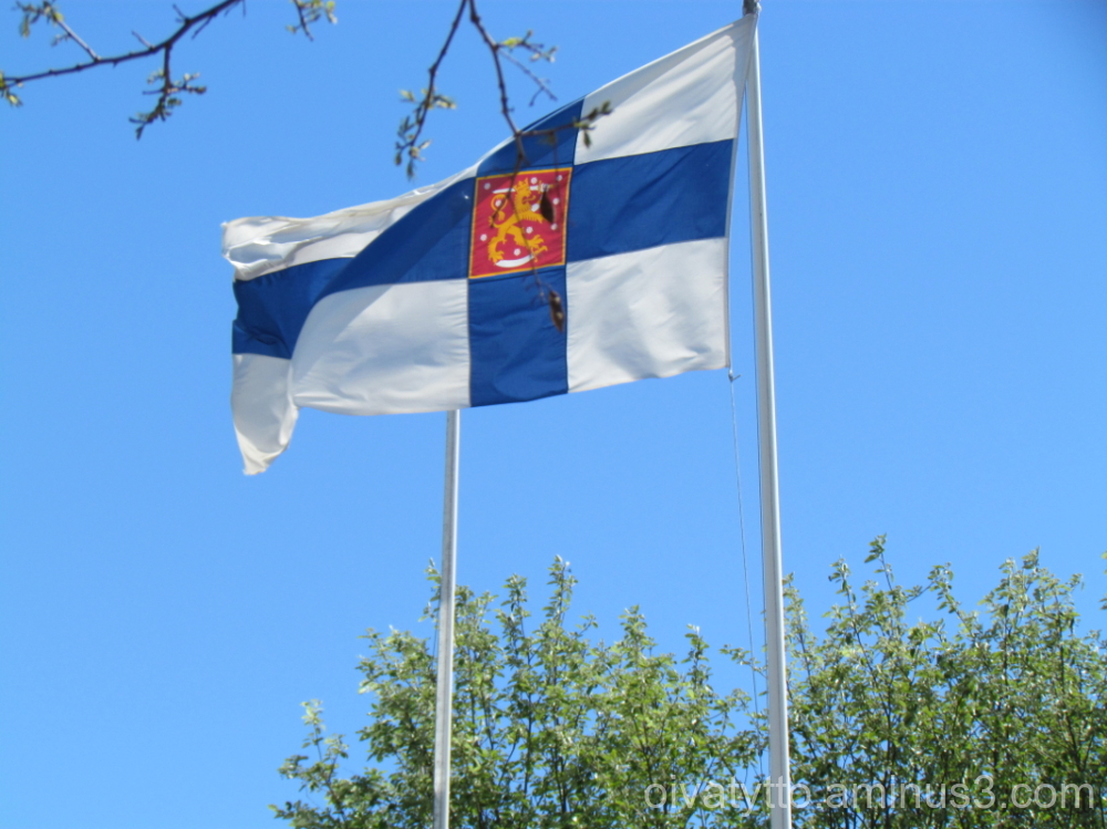 Independent Finland for 100 years.