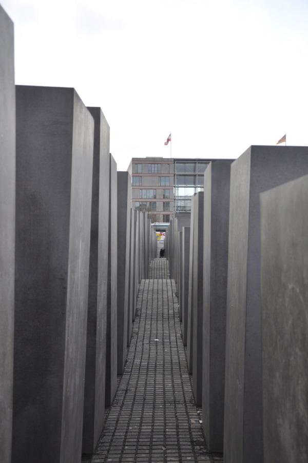 le mémorial de de l'Holocauste