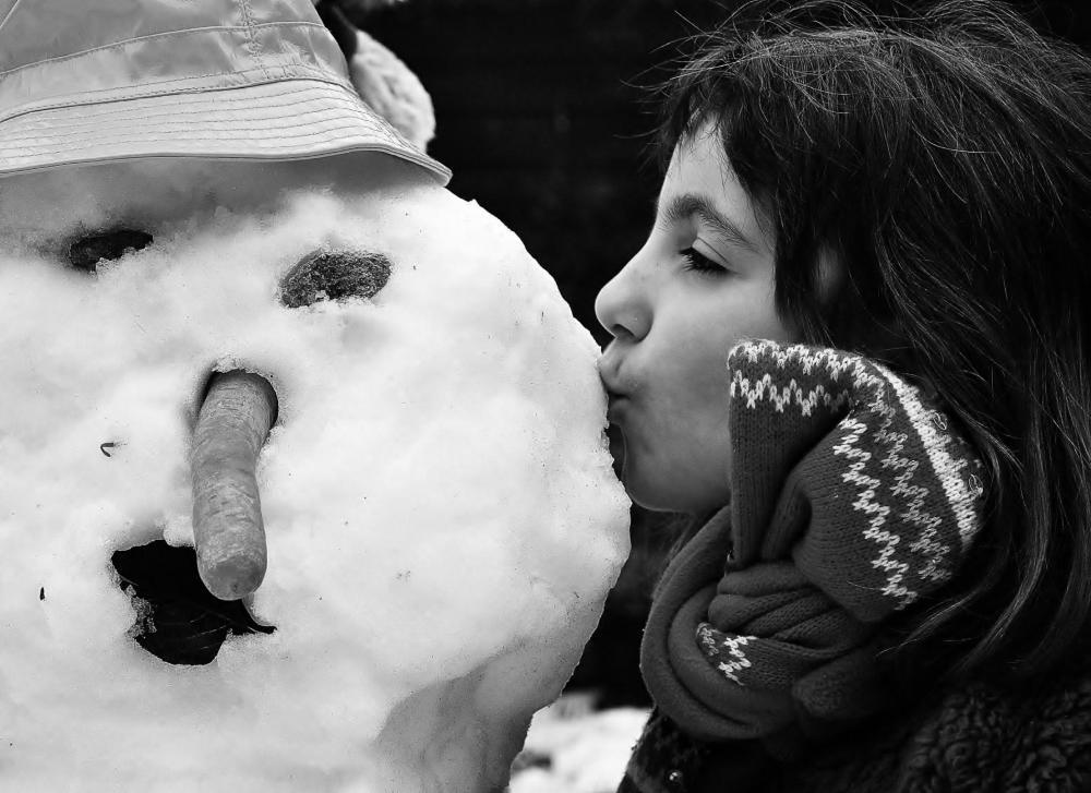 Meet Mr Snowman
