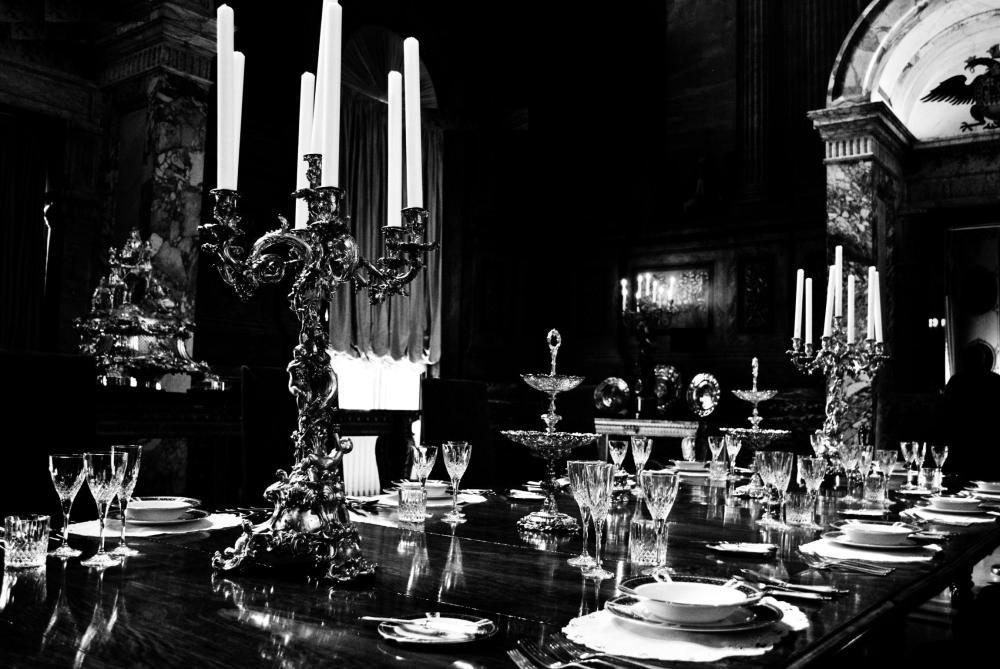 Draculas Dinner