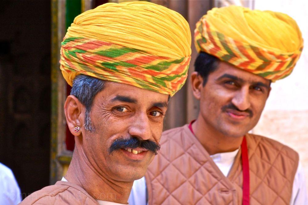 Proud Rajputs of Mewar