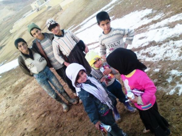 Angels sweet small villagers Amir Goharshahi