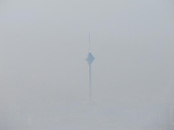 TEHRAN'S POLLUTION