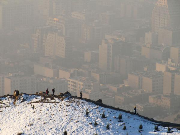 TEHRAN'S POLLUTION 05