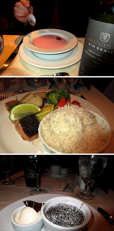 Yum #4......Formal Night Dinner