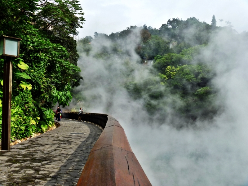 Beitou Thermal Valley, Taiwan