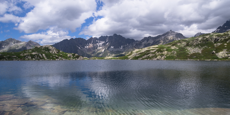 Les lacs du Pétarel