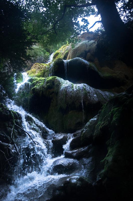 La cascade cachée