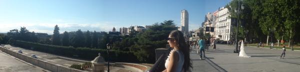 Buscando el horizonte