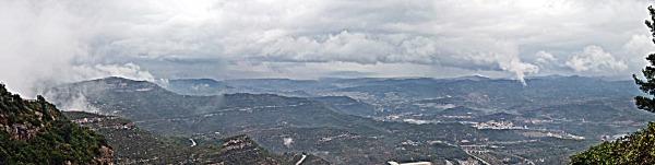 Desde Montserrat