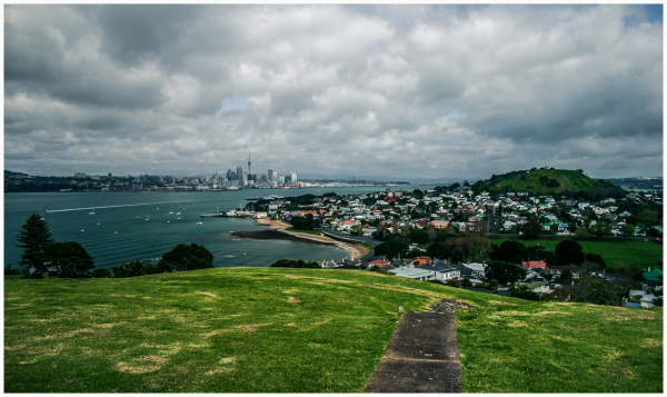 Aucklands Skyline