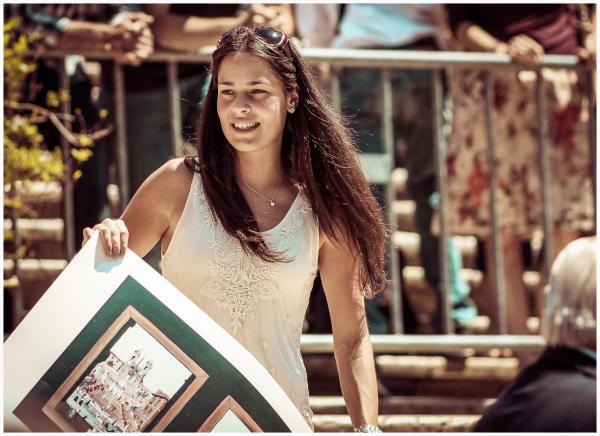Ana Ivanovic - Italian Open Draw