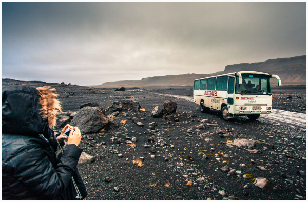 Icelandic Bus Travel