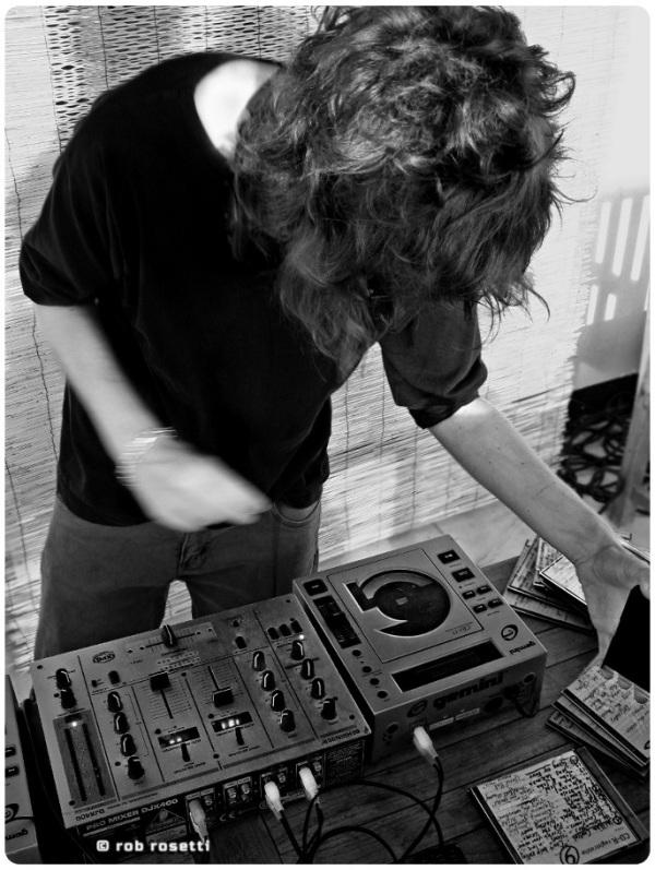 Molly the DJ