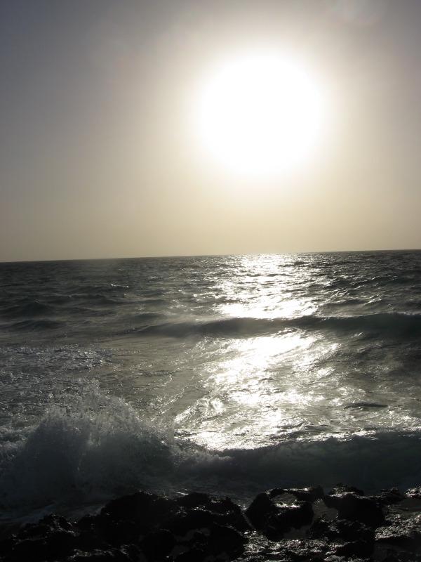 Persian Gulf, Kish Island,Iran