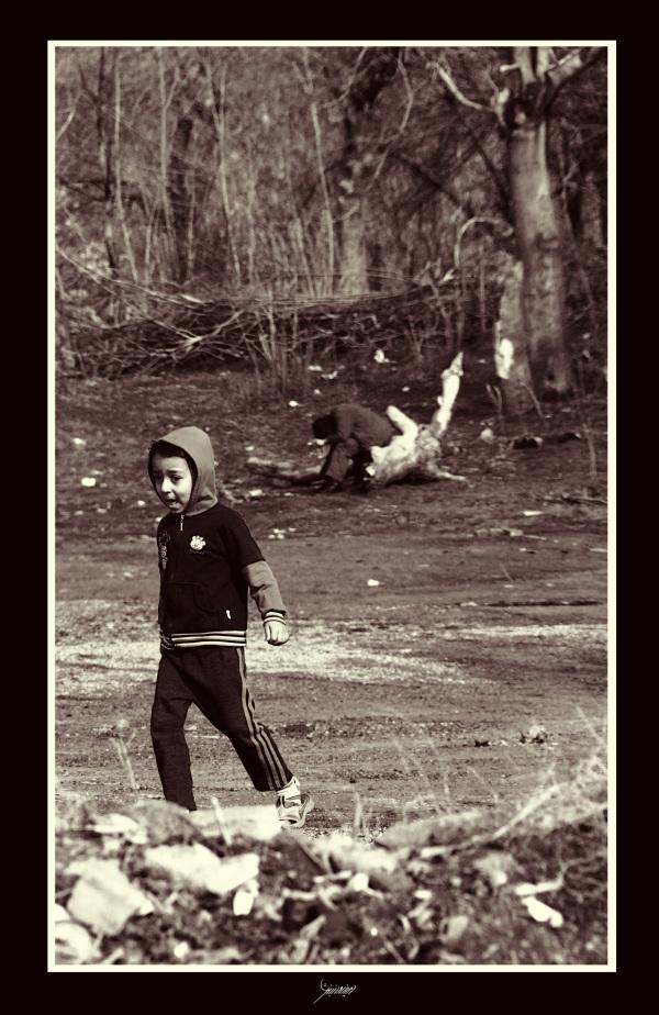 Lost innocence.....