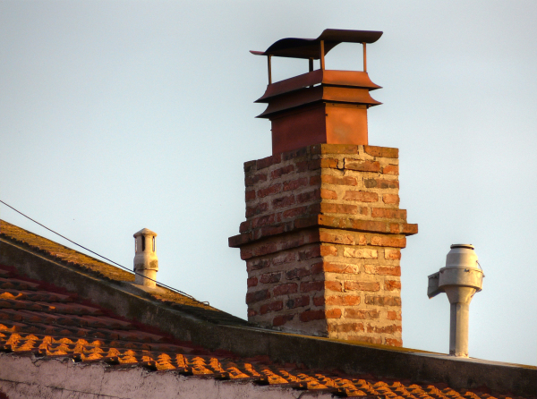 2 de 30 serie sobre chimeneas