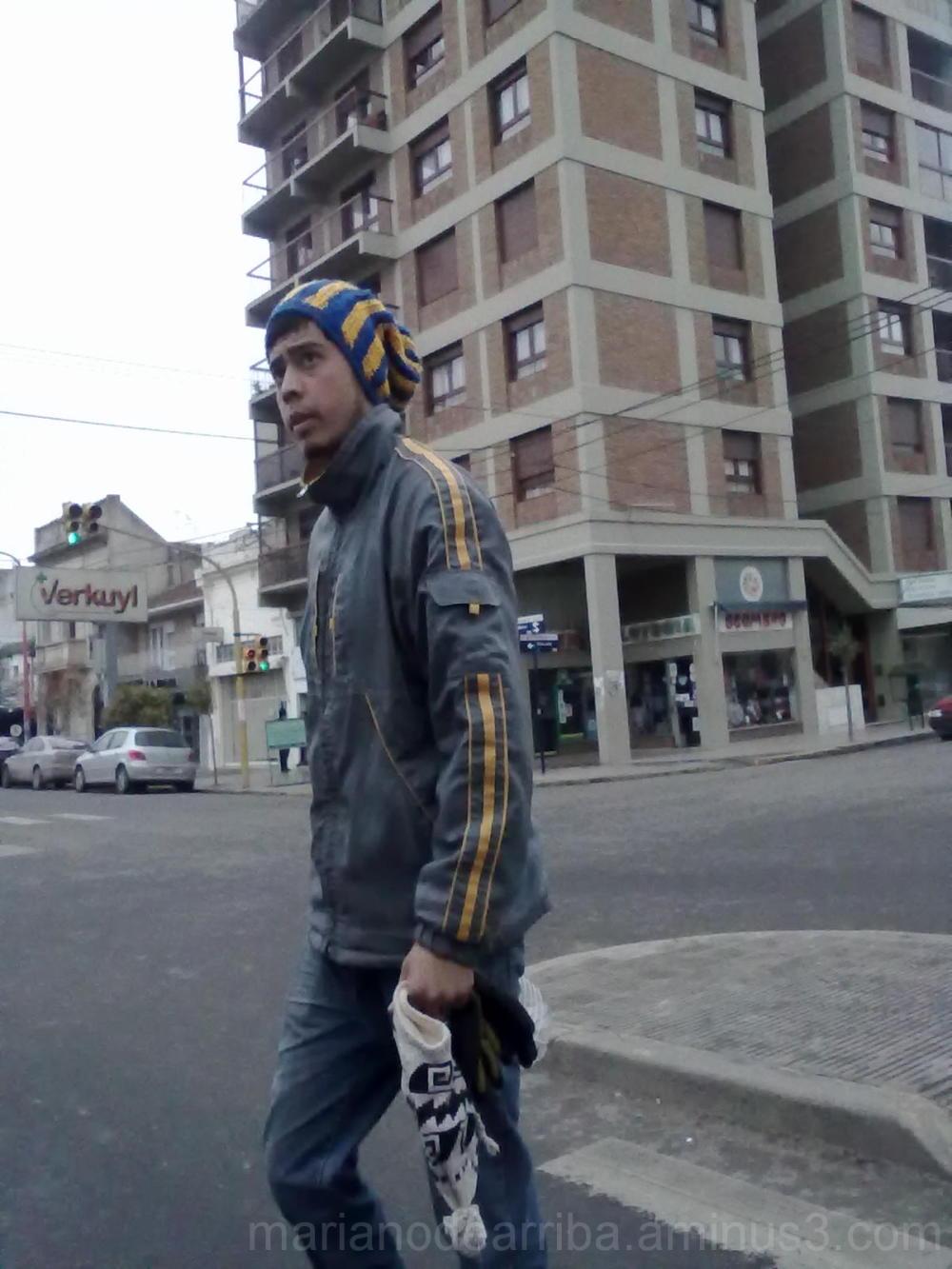 callejeras marianodearriba