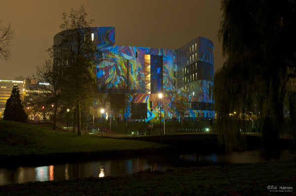 Glow 2011 in Eindhoven