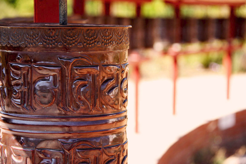 budismo garraf