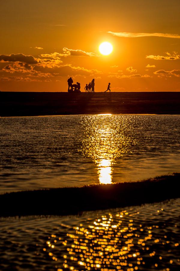sunset castelldefels