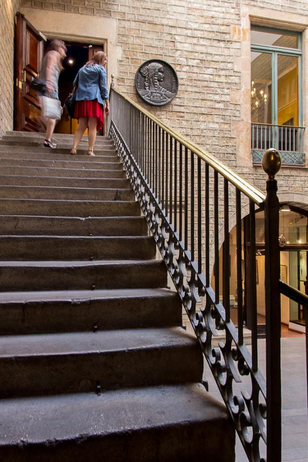 street museo barcelona