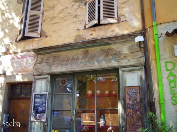 Chez Paulette !