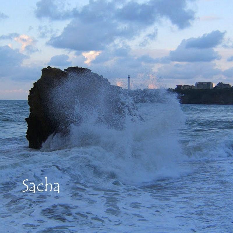 Le Rocher aux Enfants   Biarritz