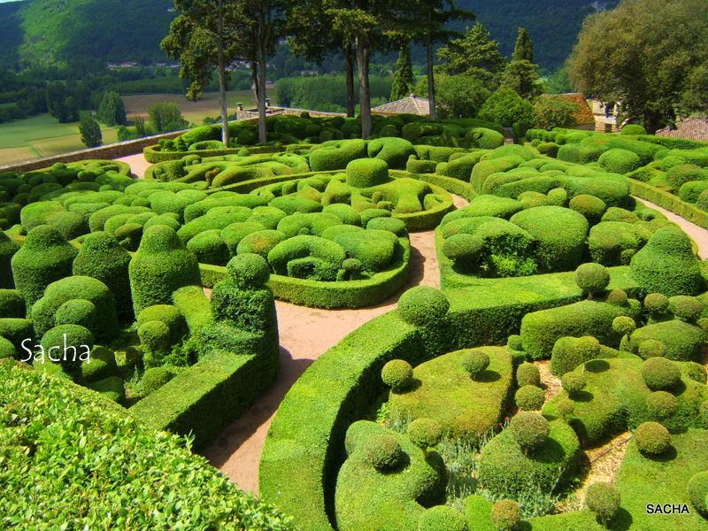 Vezac Jardins De Marqueyssac