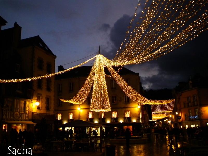 Rues de Kemper illuminées pour les fêtes #  4