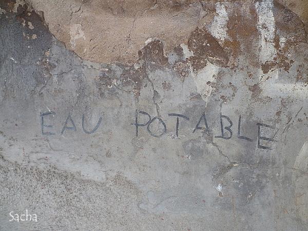 Elle était bonne ! village de Viens  en Provence
