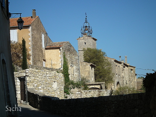 "Village de Ménerbes "" Luberon """
